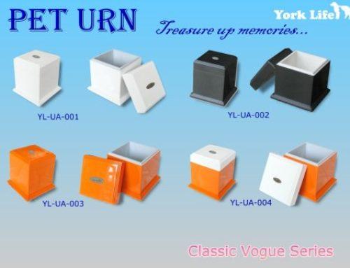 Pet Urn-Classic Vogue Series