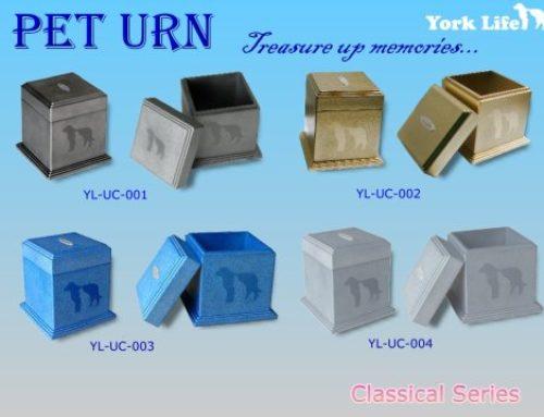 Pet Urn-Classical Series