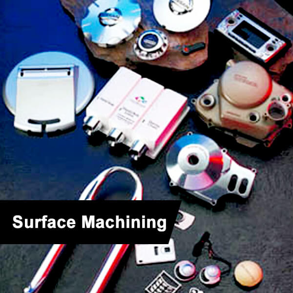 SIAO R MEI CO., LTD.-Surface Machining