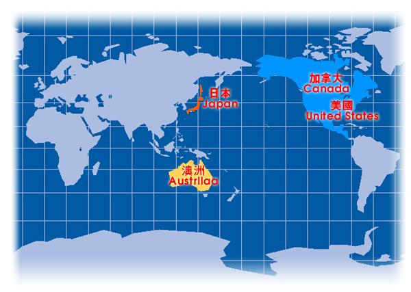小而美有限公司-全球市場
