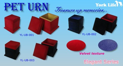 Pet Urn-Elegant Series